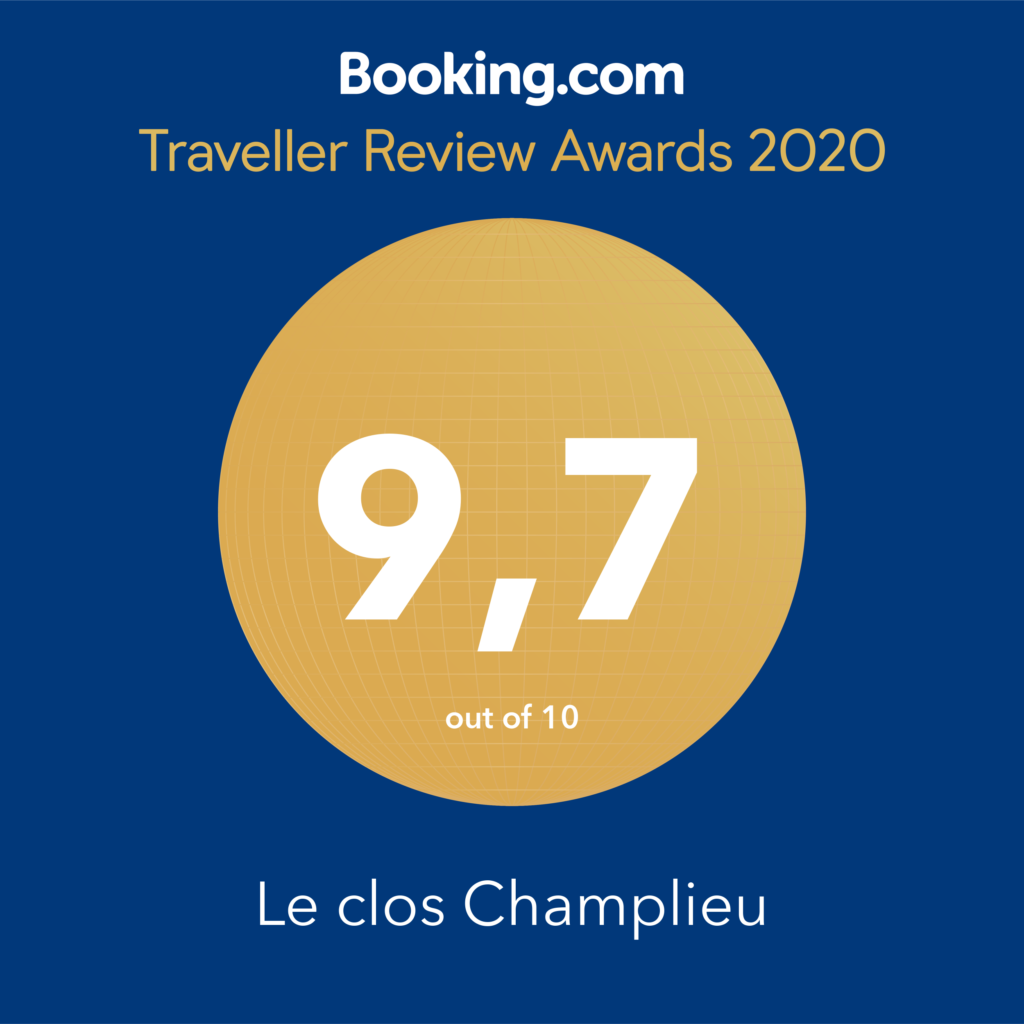 Le clos Champlieu 2020